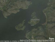 Ostrov Lopatkiny (Lopatkiny Islands) | Места на карте мира