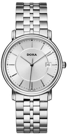Doxa 221.10.021.10 Gold Watch, 30th, Watches, Accessories, Clocks, Clock, Ornament