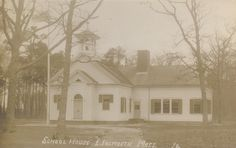 Original East Falmouth village school.