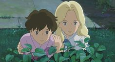 Omoide no Marnie Hd Wallpapers - HD Anime | Anime wallpapers | Best Backgrounds |