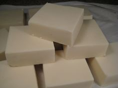 Cold Process - Soleseife or Brine/Salt Water Soap Recipe