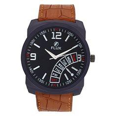 Flux Trendy Analog Black Dail Men's Watch WCH-FX132 FLUX http://www.amazon.in/dp/B01GBI3OH0/ref=cm_sw_r_pi_dp_JVtJxb0CH12EN