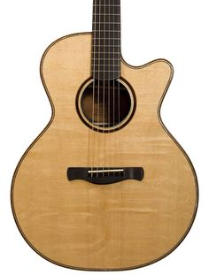 2005 Mike Baranik CX Guitar #100, figured bearclaw Sitka spruce top (from his website).