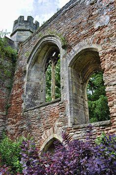 Bishops Palace Wells #England