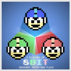 Amazing compositions derived from classic video games. 12-track digital album.