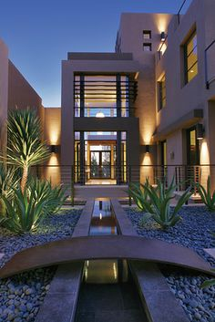 Tommy Isola, a 35-year-old commercial real-estate broker in Las Vegas, discovered that water features can be money-saving ventures. His 8,000-square-foot home with 26,000 gallons of water features, including a large pool, waterfalls and a koi pond, has a fourth of the water bill Mr. Isola guesses he would have if the area were covered in grass.