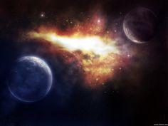 immagine della terra dallo spazio