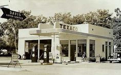 My family traded at the Texaco station