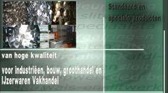 Metaal fabriek de Goederen | RVS Frezen | Walsen | Knippen |