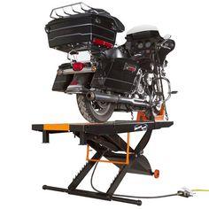 Router table lift mechanism googleda ara denenecek projeler black widow prolift heavy duty airhydraulic motorcycle lift table 1500 lb capacity keyboard keysfo Images