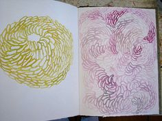 Lari Washburn sketchbook
