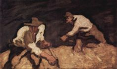 Albin Egger-Lienz, Reapers and approaching Storm, 1922 © Leopold Museum, Vienna, Inv. New Objectivity, Sculpture Museum, Google Art Project, Dance Of Death, Art Database, Oil Painting Reproductions, Gustav Klimt, Light Painting, Art Google