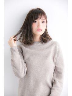 【Euphoria】大人女性×ワンカールミディアム☆小田 亮 Turtle Neck, Hairstyle, Sweaters, Fashion, Hair Job, Moda, Hair Style, Fashion Styles, Hairdos
