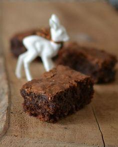 life on fernlane - Schokoladig-saftig: Brownies ohne Mehl. - life on fernlane