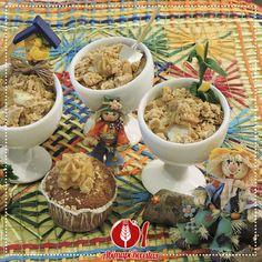 Cupcake de Paçoca