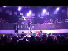 WizKid - L'Afrique (Live CLUB BLU Rotterdam 2016-02-26)