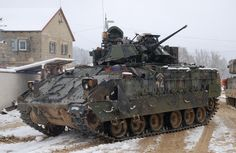 US – M2A2 ODS BRADLEY IFV