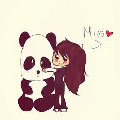 te amo panda - Buscar con Google