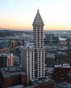 Smith Tower Seattle WA