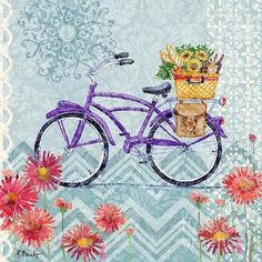 Blossoming Cruiser Iv Print By Paul Brent