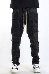 Cheap M Harem Pants Straight Men's Pants | Sammydress.com