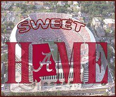 Sweet Home Alabama!!!