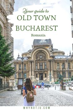 Bucharest is a city full of history and a lot of that history is concentrated in the old town. Here is all you need to know to start exploring Bucharest's old town. Europe Travel Guide, Travel Destinations, Travel Guides, Travel Info, Travel Abroad, Budget Travel, European Destination, European Travel, Capital Of Romania