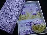 toalha pintados caixa caixa com