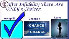 If you are unhappy in a relationship you have 3 choices. Infidelity is not it.