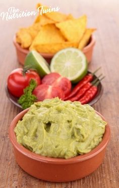 Creamy Avocado Yogurt Dressing | Only 23 Calories Entire 2 Tbsp Serving | Awesome on bread, veggies, protein | For MORE RECIPES & Nutrition Tips please SIGN UP for our FREE NEWSLETTER www.NutritionTwins.com