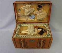 Herm steiner doll in trunk