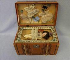 Herm steiner doll in trunk
