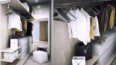 Developerský projekt výstavby půdnich bytů, kde sme řešili kromě dispozičního řešení aj vybavění bytových jednotek.