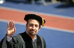 "Lin-Manuel Miranda just dropped 9 truths about the power of education.Before he bid farewell to ""Hamilton,"" Lin-Manuel Miranda shared his top-notch brain with a group of high school teachers. Theatre Games, Drama Theatre, Music Theater, Lin Manual Miranda, Hamilton Lin Manuel Miranda, Arts Integration, Ted Talks, Favorite Person, Actors"