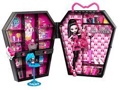 Monster High Draculocker