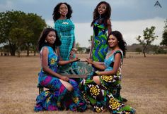 Wonderful African Fashion Images Of Ghana's Miss Malaika 2015 Contestants | FashionGHANA.com: 100% African Fashion