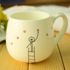 Good morning! Reach for the stars! #MyFavoriteMug