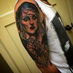 Electric Tattoos | Jake Danielson