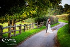 Gate Street Barn has the most beautiful country lanes, great for wedding photographs.