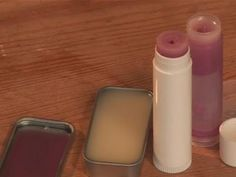 DIY: How To Make Your Own Lip Balm