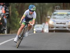 A brave race by #ORICAAIS, including two strong moves by #AmandaSpratt, lit up the Australian women's road race championship in Ballarat. But a defense of the team's national jersey was not to be for 2015, new recruit #LizzieWilliams the top finisher in sixth position behind #PetaMullens who took out the championship.