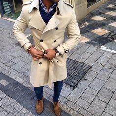 #outfit #coat #men #man #mann #homme #stil #stile #style #stylish #uomo #sprezza #sprezzatura #menwear #menstyle #menfashion #fashion #lifestyle #look #dapper #wear #winter #gabardine #fresh #instalike #instalook