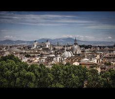 Over the Rooftops of Rome, Italy | Über den Dächern Roms, Italien | MARCO POLO User Photofreaks