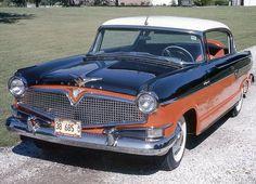 1956 Hudson Hornet Custom Hollywood Hardtop
