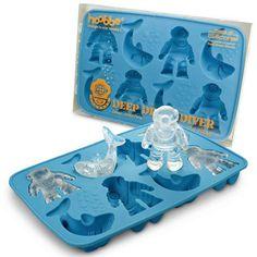 fun ice cube tray!
