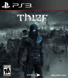 Thief - PS3. Tried to play this just for 30 minutes or so, already have a headache. I never like the first-person point of view in a game. Make me so dizzy. That's a shame, because I have high hopes for this one. Not gonna play this anytime soon..