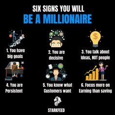 Find the latest business and finance news, videos, photos and current headlines in the U. Financial Success, Financial Literacy, Personality Development Quotes, Business Inspiration, Business Ideas, Finance, Habits Of Mind, Investing Money, Business Motivation