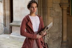 Pin for Later: Ex Machina's Alicia Vikander Gets Real About Her Long Road to…