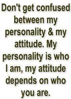 Attitude - does makes a difference!