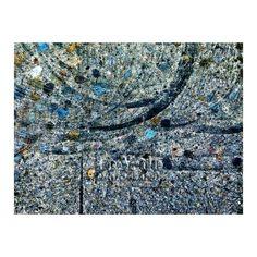 Blue Balloons Photo, Concrete Art, Urban City Sidewalk, Abstract Photography, Steel Blue, Gunmetal Gray, Modern Art